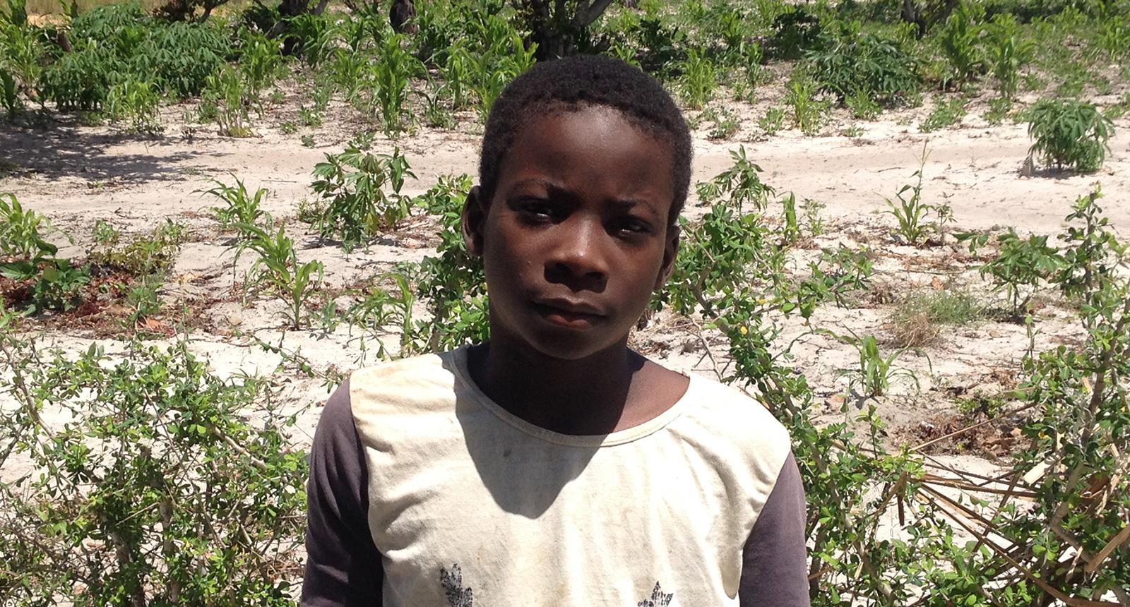 Africa donation kids kululeku Mozambique Vilanculos