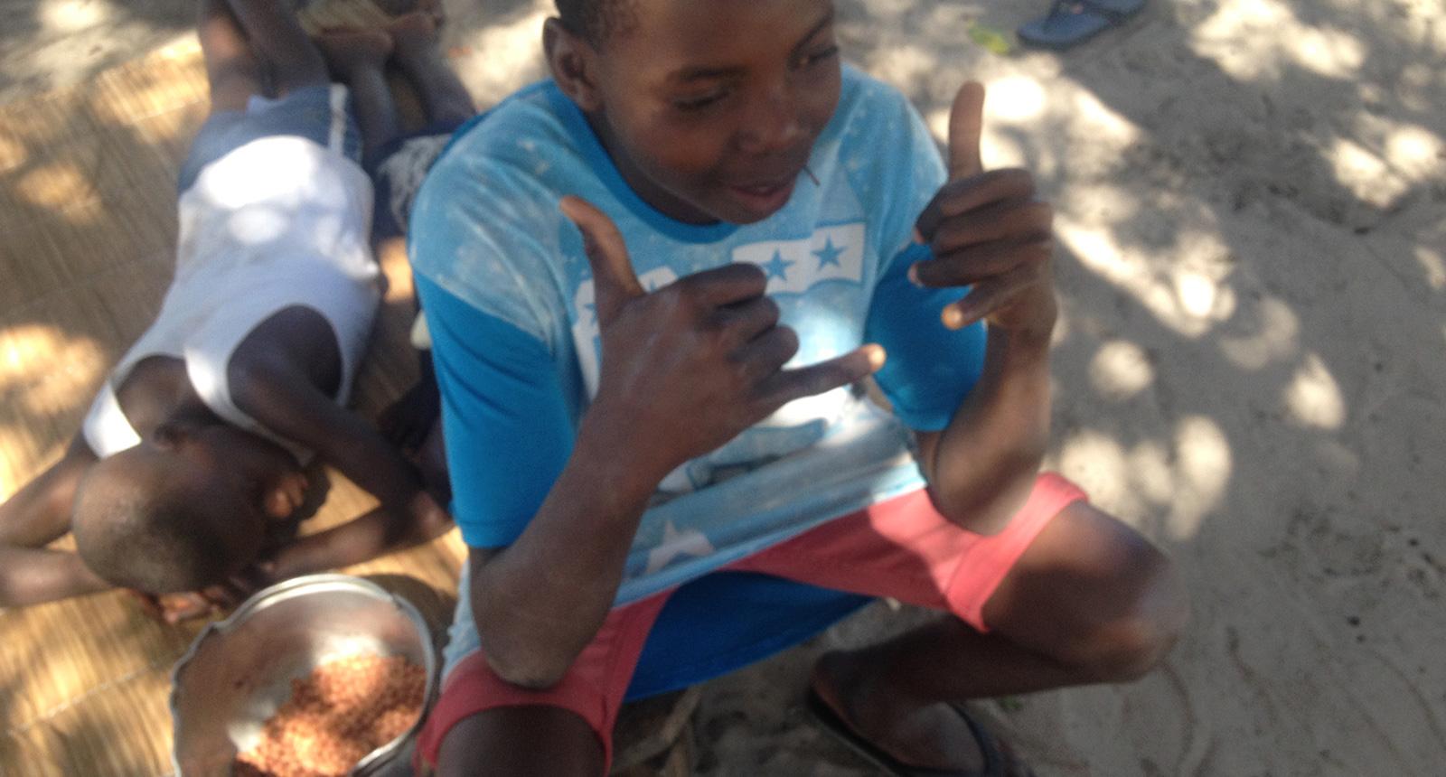 Afrika Patenschaften kululeku Mosambik